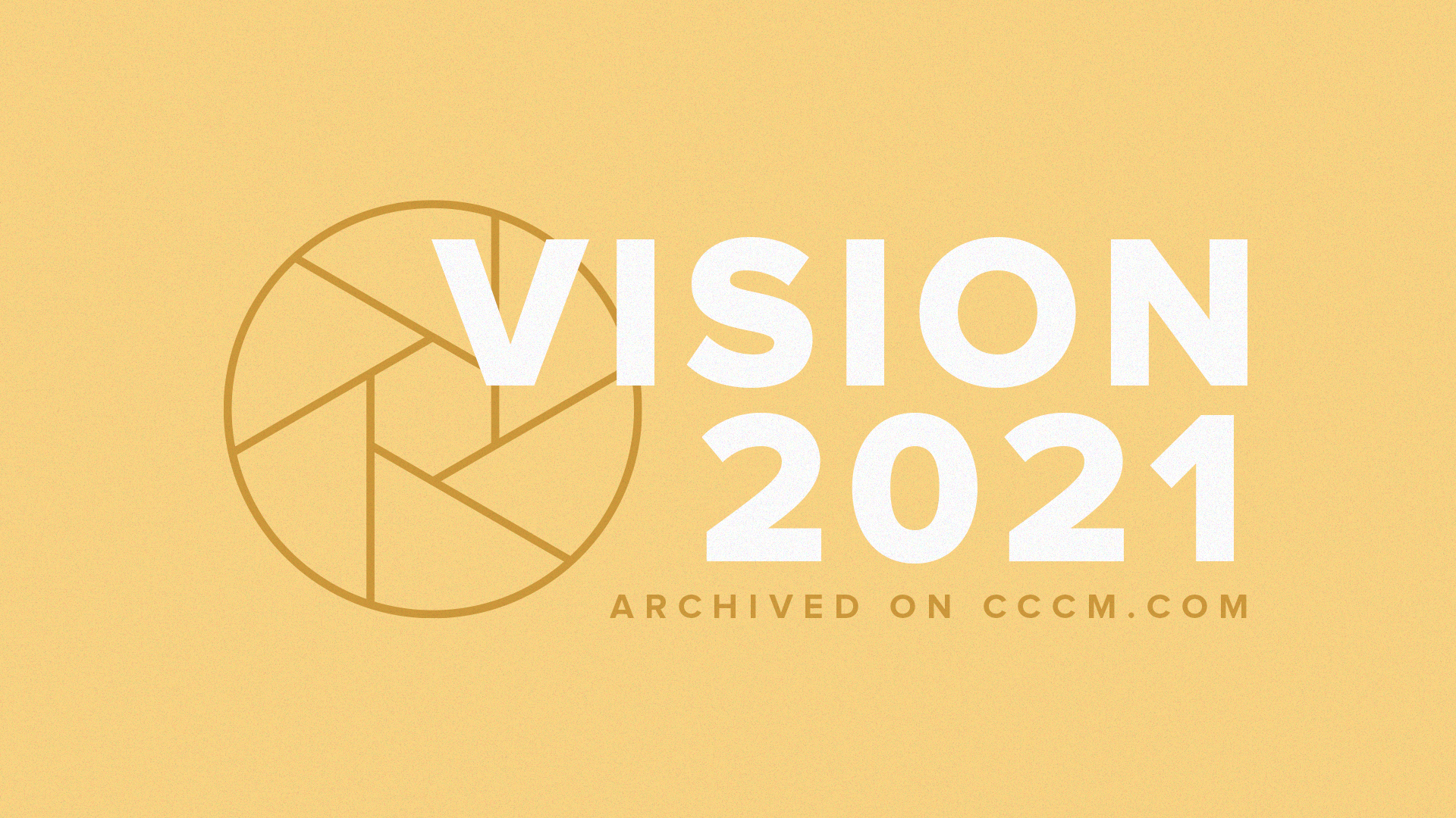 VisionSunday 1920x1080 Archive